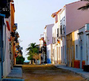 tabarca, Ισπανία, νησί