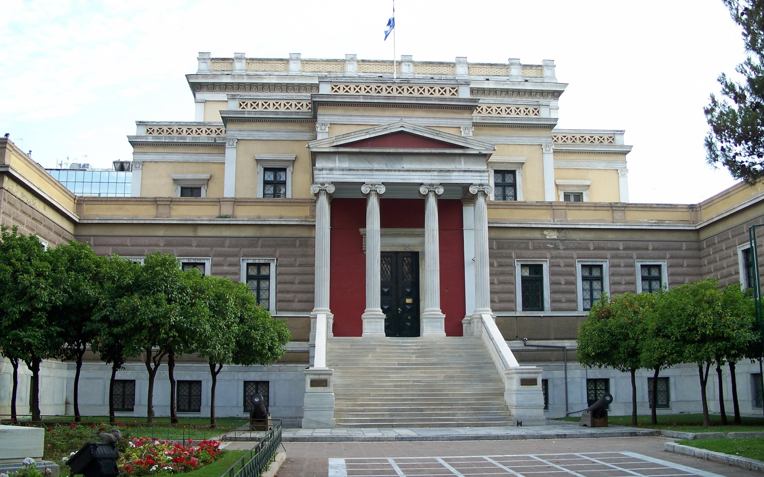 Old_Greek_Parliament_Athens, Ερνέστος Τσίλερ, Ernst Ziller, αρχιτέκτονας, ιστορικά κτίρια