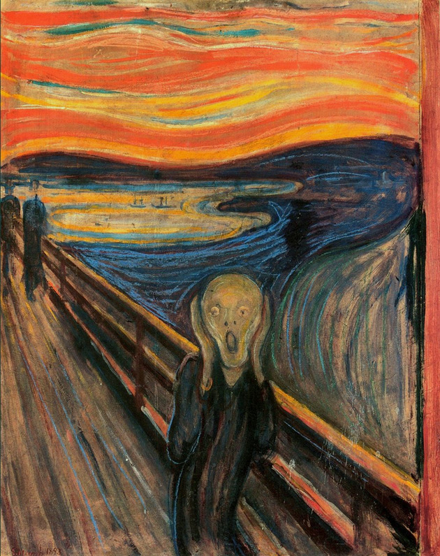 The-Scream-Edward-Munch