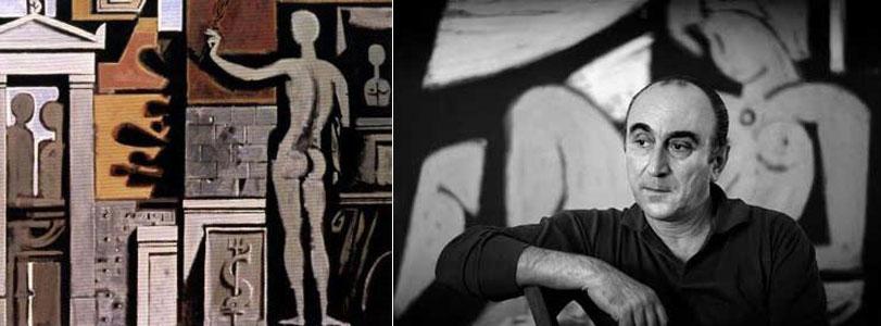 Γιάννης Μόραλης, ζωγράφος, Yiannis Moralis