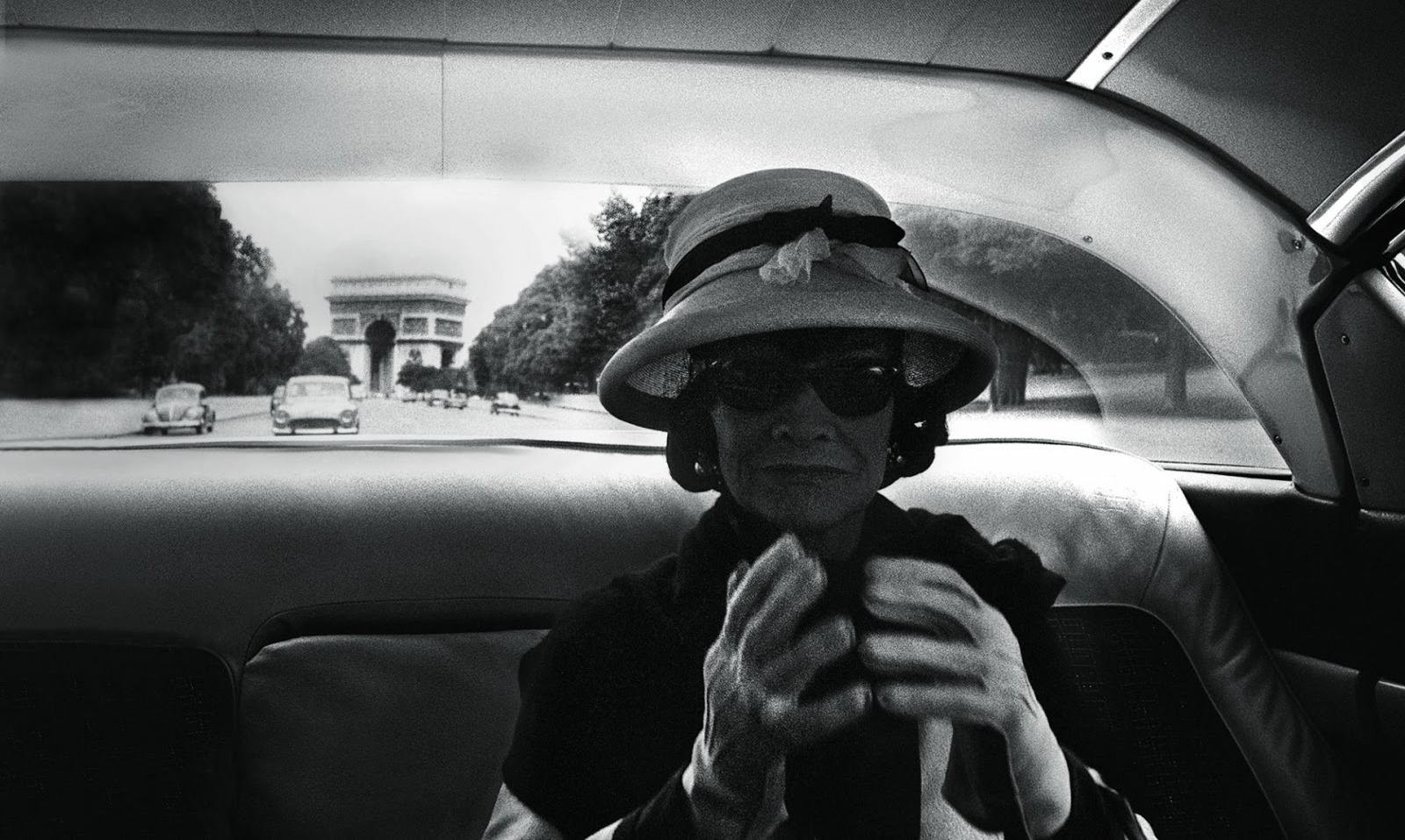 Coco Chanel by Douglas Kirkland, 1962 (6)