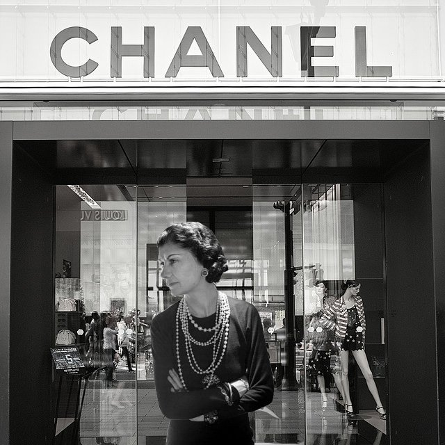 Coco Chanel, Κοκό Σανέλ