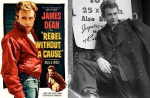 James Dean, Τζέημς Ντιν,