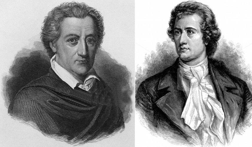 Goethe, Γιόχαν Βόλφγκανγκ φον Γκαίτε (Johann Wolfgang von Goethe