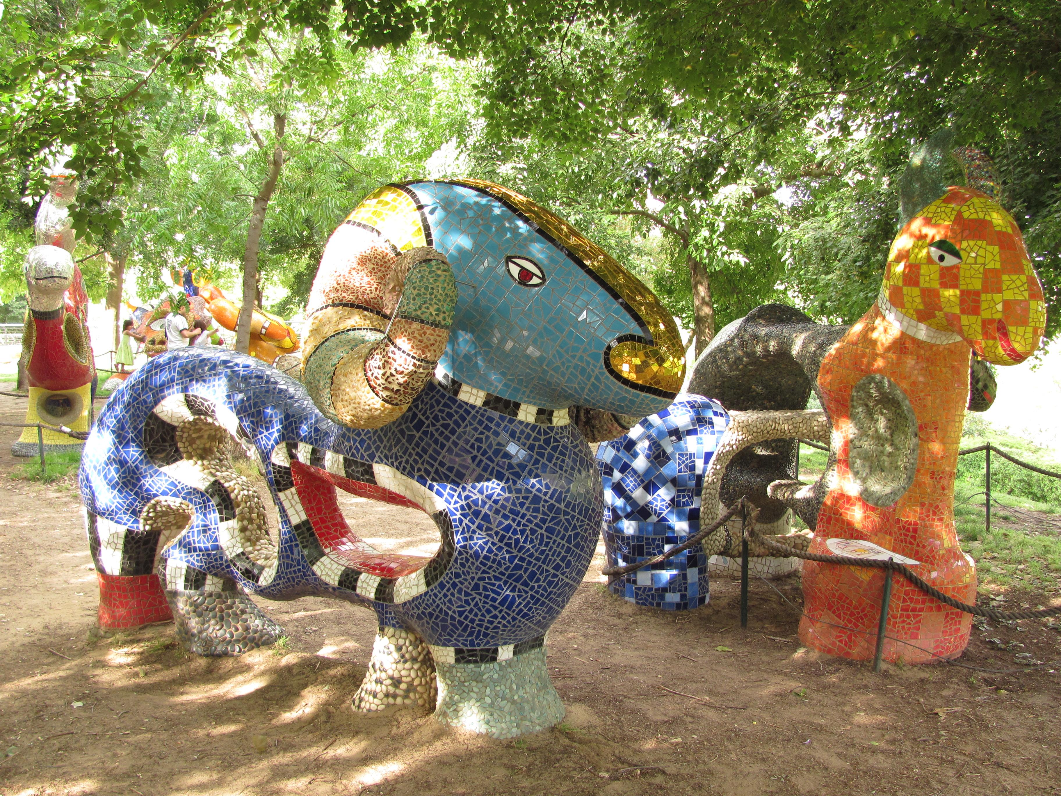 Jerusalem_Zoo_Sculpture_Park