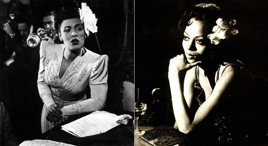 Billie Holiday, Μπίλι Χόλιντέϊ, Jazz, Blues, Νταϊάνα Ρος