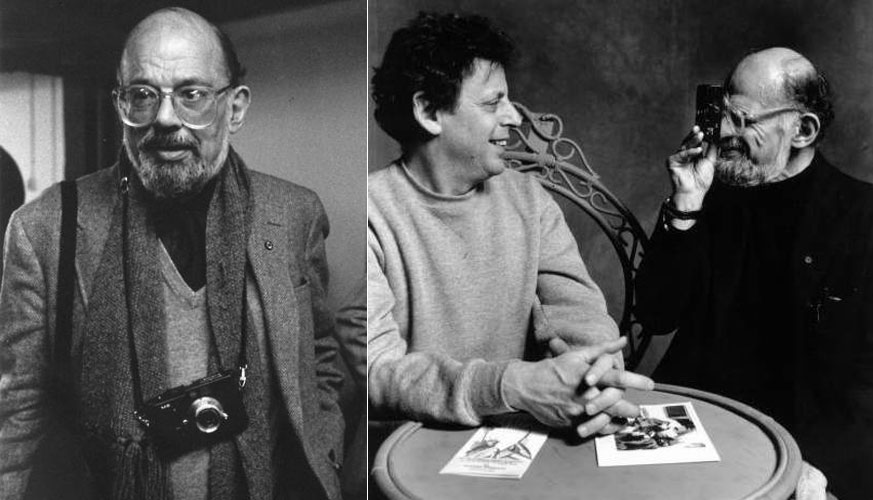 Allen-Ginsberg, Άλεν Γκινσμπεργκ, Philip Glass