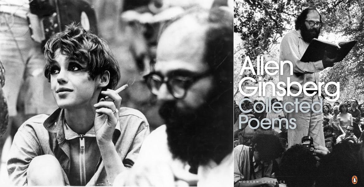 Allen-Ginsberg, Άλεν Γκινσμπεργκ