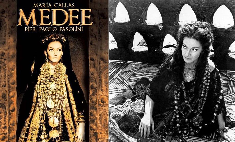 Maria-Callas, Medea, Μήδεια, nikosonline.gr