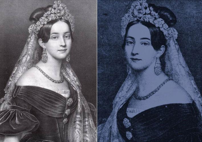 Βασίλισσα Αμαλία, Queen Amalia of Greece