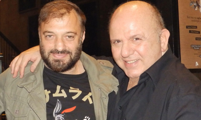 Χρήστος Φερεντίνος, Νίκος Μουρατίδης