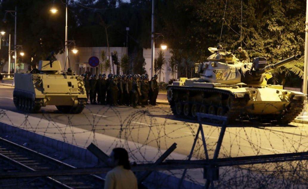Τουρκία, Πραξικόπημα