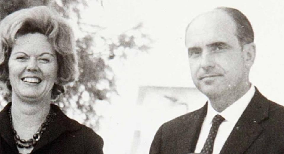 Ανδρέας και Μάργκαρετ Παπανδρέου