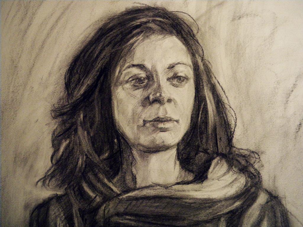 Νάγια Χρυσανθακοπούλου, ζωγράφος,