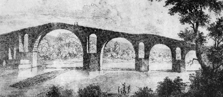 ΤΟ ΓΙΟΦΥΡΙ ΤΗΣ ΑΡΤΑΣ, ΓΚΡΑΒΟΥΡΑ 1820