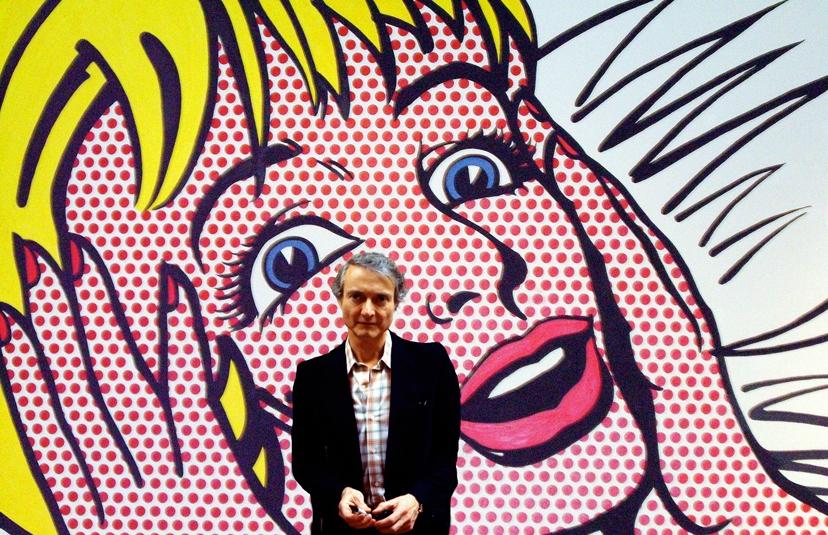 Roy Lichtenstein, ζωγραφική, pop art