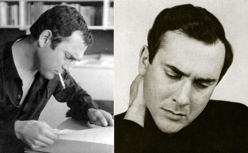 Χάρολντ Πίντερ, συγγραφέας