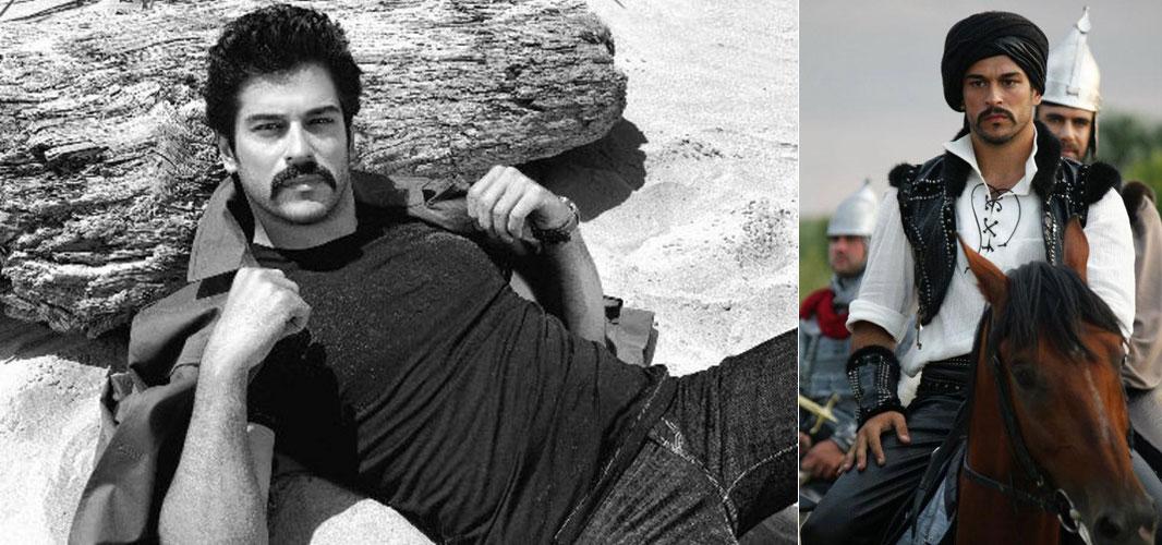 Burak Özçivit, Τούρκος ηθοποιός,