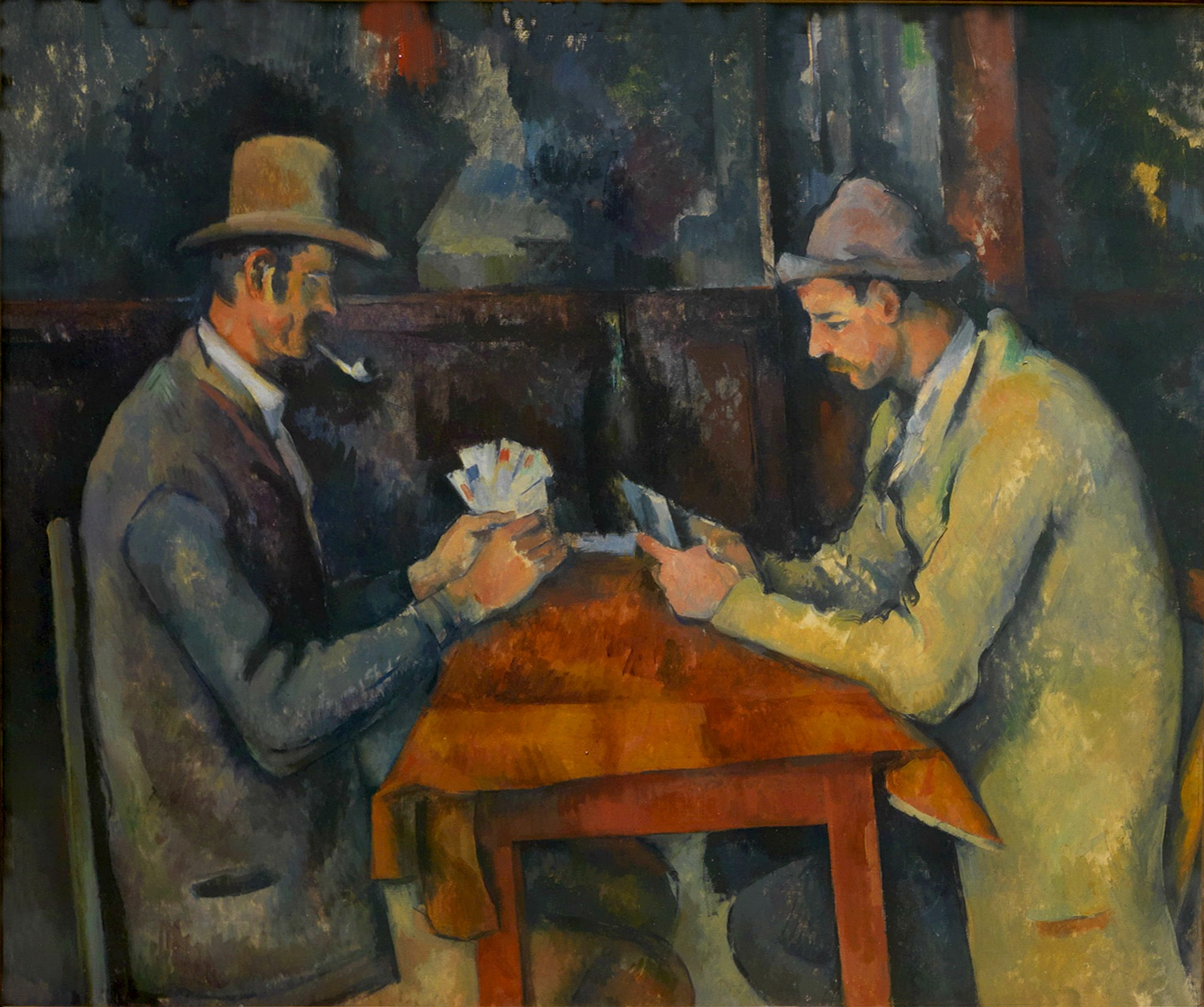 a biography of cezanne paul cezanne This is a page with a full biography of paul cezanne: achievements in the field of artist and some episodes of life up to 10/22/1906 the.