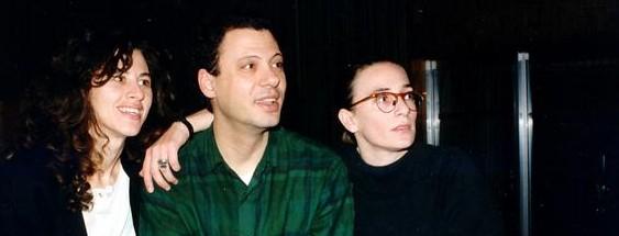 Ελευθερία Αρβανιτάκη, Νίκος Αντύπας, Λίνα Νικολακοπούλου