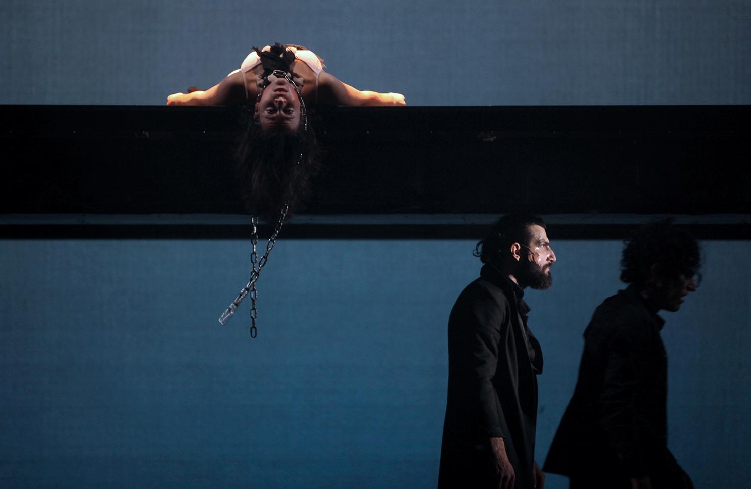 Faust, ΦΑΟΥΣΤ, Θέατρο