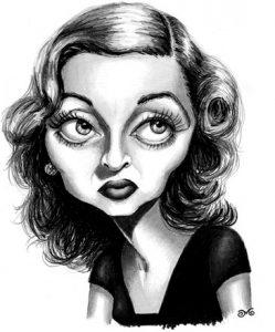 Bette Davis, Μπέτυ Ντέιβις