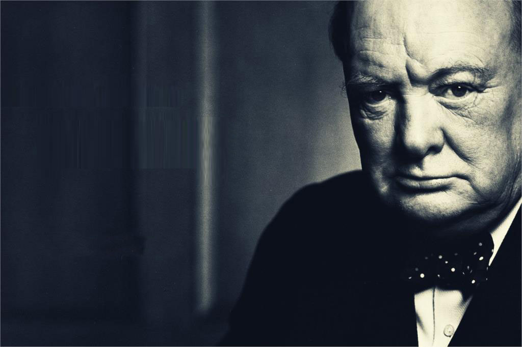 Winston Churchill, Γουίνστον Τσόρτσιλ,