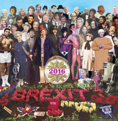 Θάνατοι 2016
