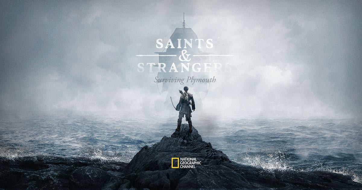 saints and strangers, Τηλεοπτική σειρά, National Geographic