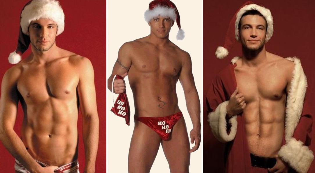 Santa Claus, sexy