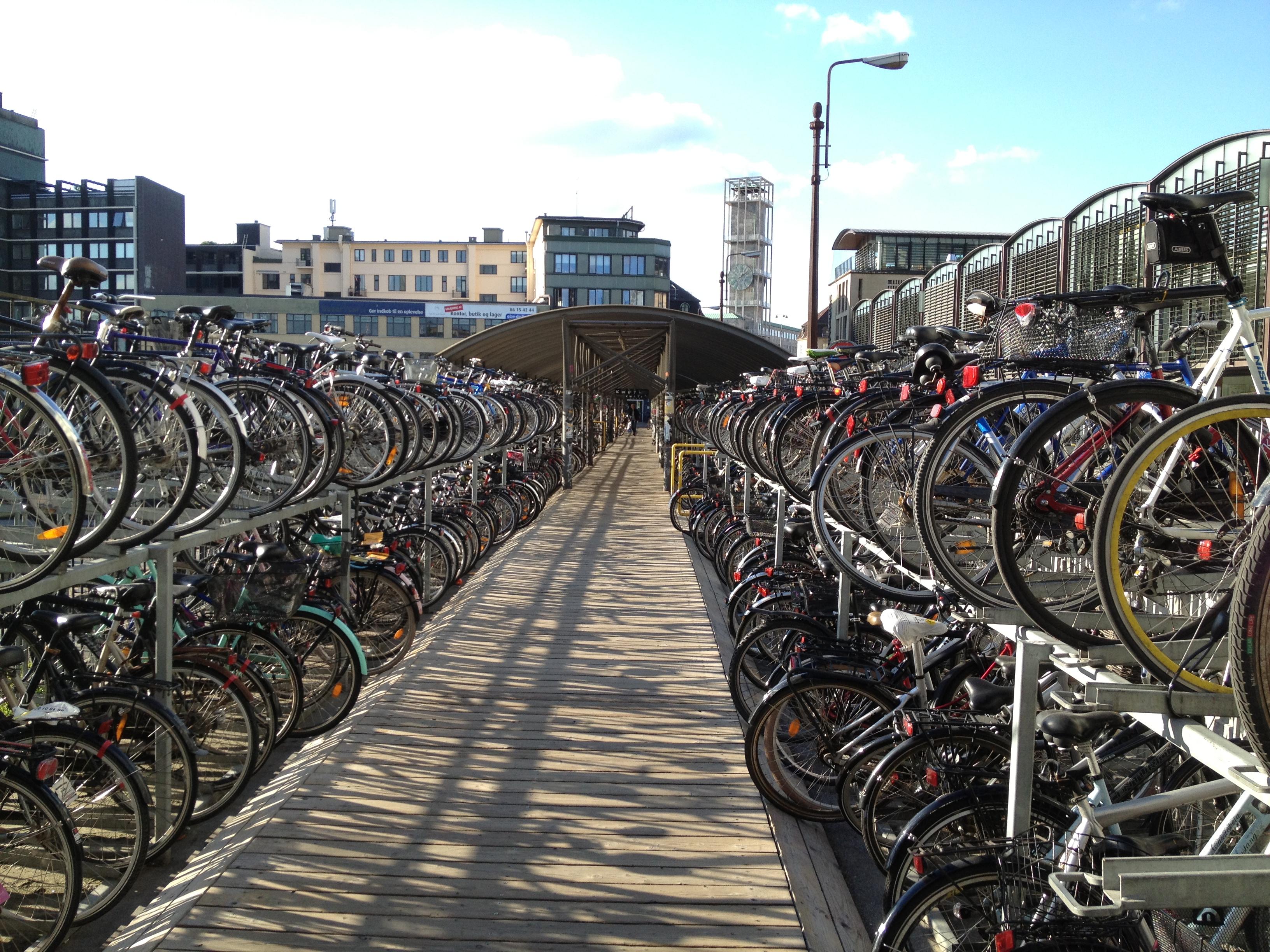 Ποδήλατα, Δανία, Κοπεγχάγη, ποδηλάτες,