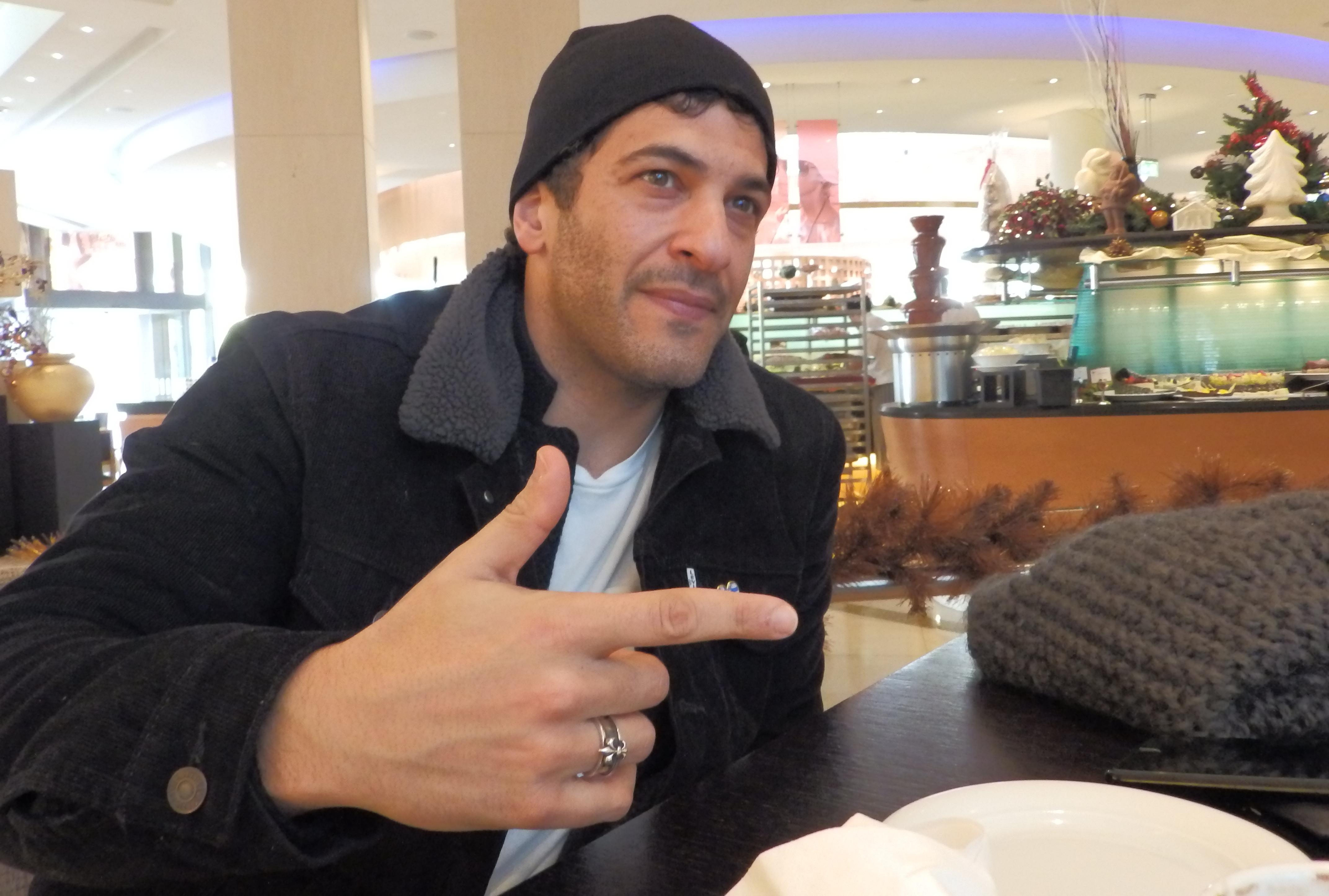Simon Kassianides, Σάϊμον Κασσιανίδης,
