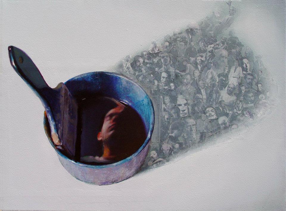 Βασίλης Πέρρος, ζωγραφική