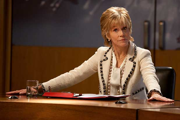 THE NEWSROOM, ΤΗΛΕΟΠΤΙΚΗ ΣΕΙΡΑ, ΣΙΡΙΑΛ, Jane Fonda