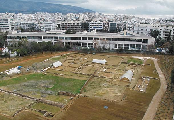 αρχαίο Λύκειο, Αριστοτέλης