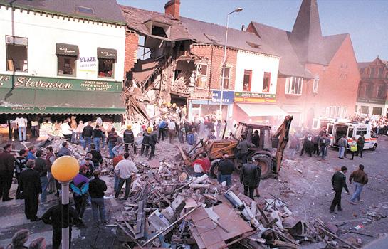 ΙΡΑ, IRA, Ιρλανδία