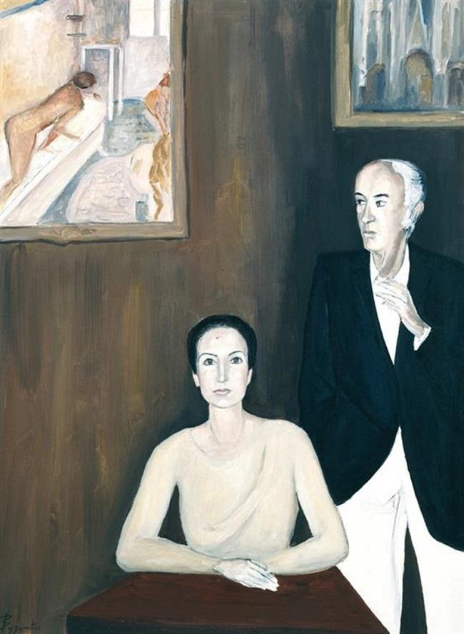 Έλληνας συλλέκτης έργων τέχνης, Βασίλης Γουλανδρής, Μουσείο Μοντέρνας Τέχνης,