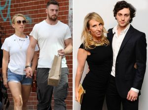 Sam Taylor- Wood, Aaron Taylor-Johnson