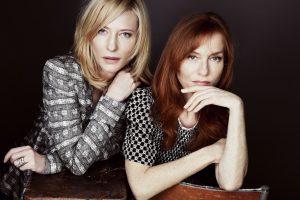 Ιζαμπέλ Υπέρ, Isabelle Huppert, Cate Blanchett
