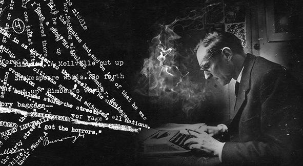 William Burroughs, Γουίλιαμ Μπάροουζ, συγγραφέας, Beat Generation,