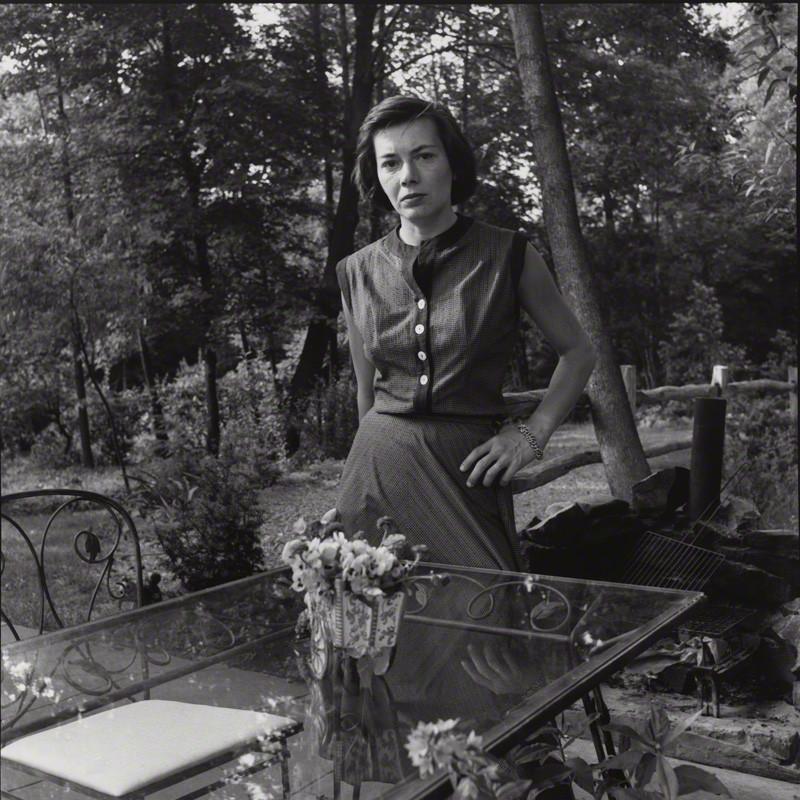 Patricia Highsmith, Πατρίτσια Χάϊσμιθ, λεσβία, συγγραφέας,