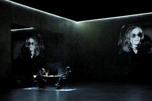 Isabelle Huppert, Ιζαμπέλ Ιπέρ, Ελληνίδα, θέατρο, Theatro, Παγκόσμια ημέρα θεάτρου, nikosonline.gr