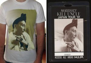 Dame Edith Sitwell, ποιήτρια, Morrissey