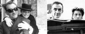 Romy Schneider, Anna Magnani