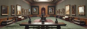Frick Collection, NY NY, Μουσείο