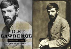 Ντ. Χ. Λώρενς, David Herbert Lawrence,