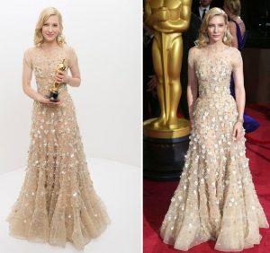 Ladies, Armani, Cate Blanchett