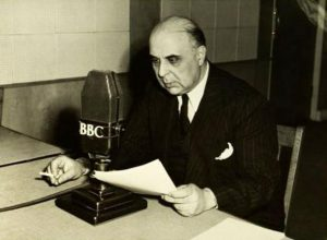 Γιώργος Σεφέρης, BBC