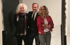 Βίσση, Καρβέλας, Κωστόπουλος, Star Academy Greece