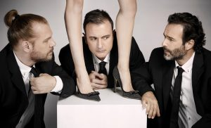 «Ομερτά, η σιωπή των ανδρών», Θέατρο, Κώστας Σπυρόπουλος